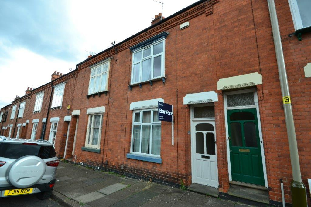 3 Bedrooms End Of Terrace House for sale in Adderley Road, Leicester